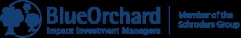 BlueOrchard_MemberOfSchroders_logo-RGB_Blue1
